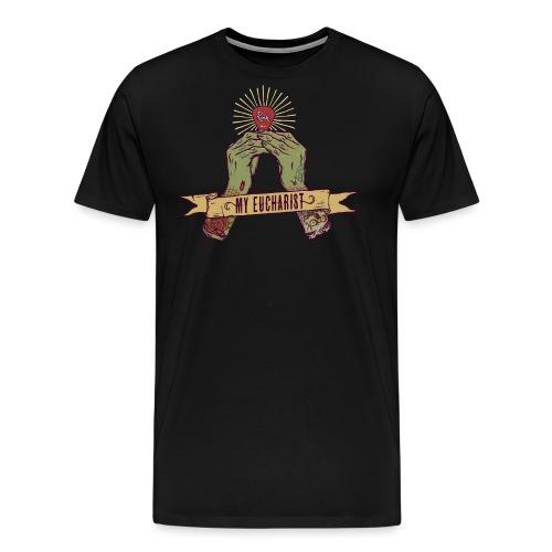 MY EUCHARIST - Koszulka męska Premium