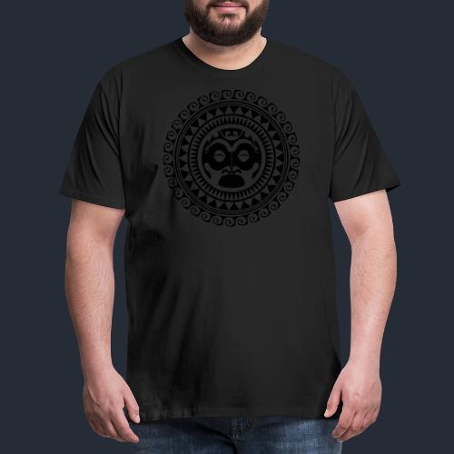 Maori Tattoo T-Shirt - Männer Premium T-Shirt