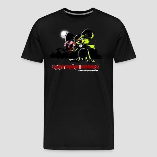 Switching Brains - Piece of Mind - Men's Premium T-Shirt