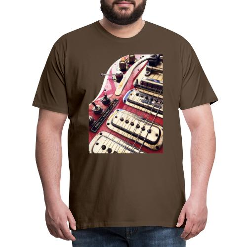 Artscreativity's Guitar - Men's Premium T-Shirt