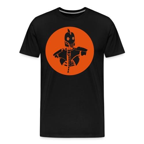 logo Robot steampunk - T-shirt Premium Homme