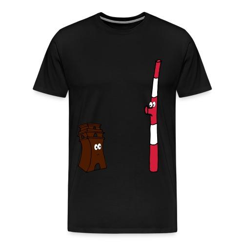 s2 - Männer Premium T-Shirt