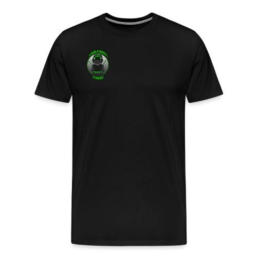 Assassinfrog logo 2 - Men's Premium T-Shirt