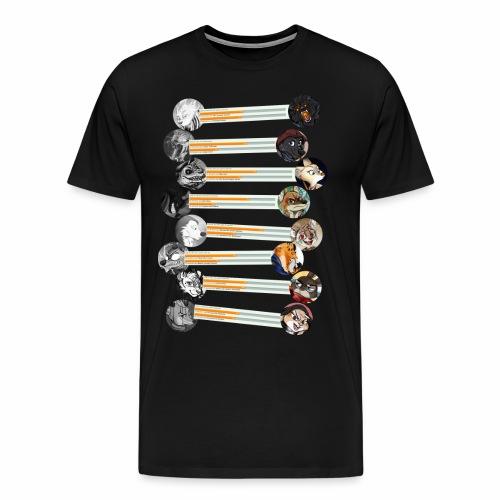 Halloweek 2018 Public Votes - Men's Premium T-Shirt