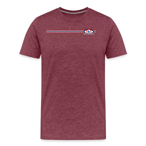osintninja1 - Premium T-skjorte for menn