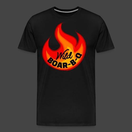 wildboar-b-q - Männer Premium T-Shirt