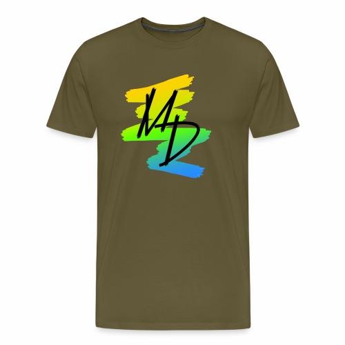 MD BRAND PNG - Camiseta premium hombre