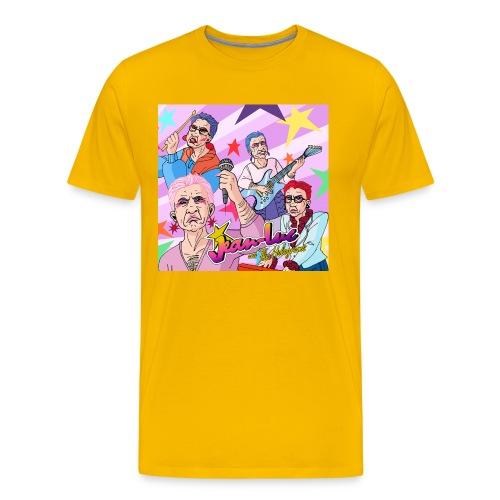 Jean Luc leshologrammes - T-shirt Premium Homme