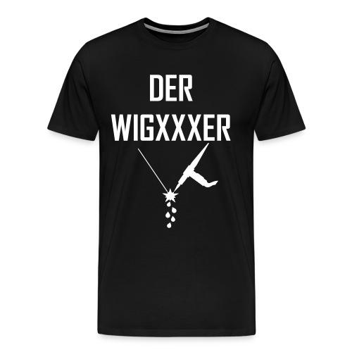 DER WIGXXXER - Männer Premium T-Shirt