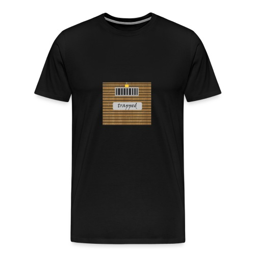 Locked box - Men's Premium T-Shirt