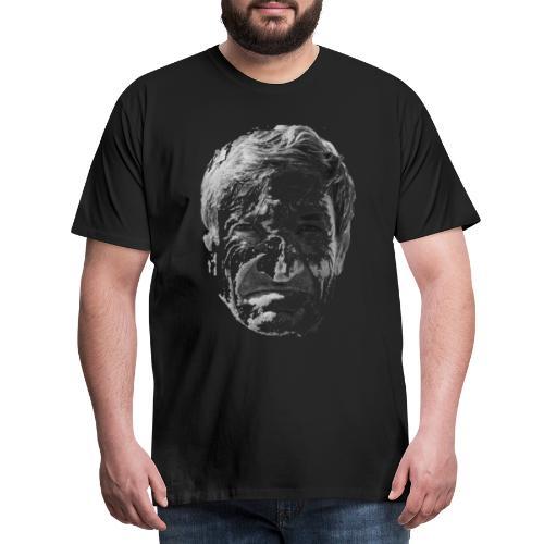 face1 - Herre premium T-shirt