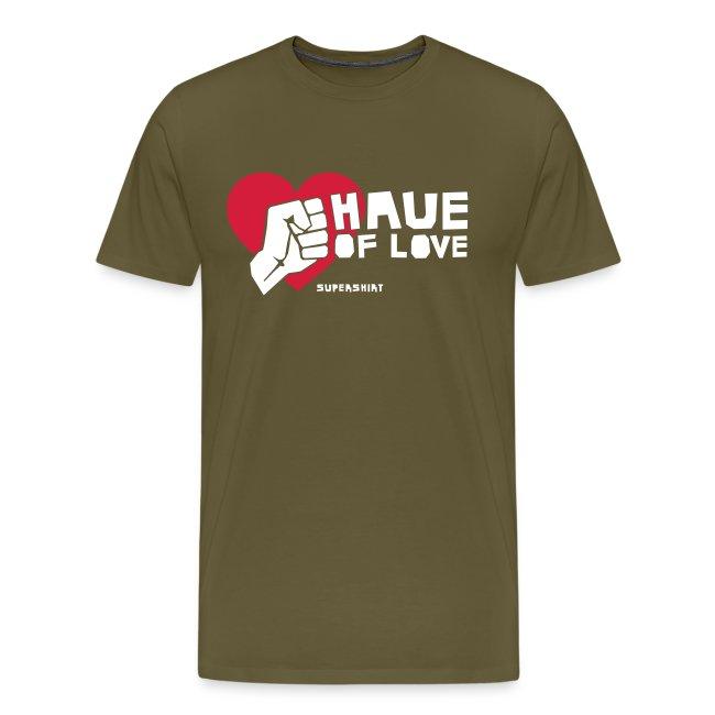 haue of love