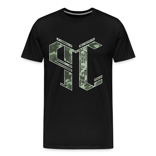 pc_foliendesign - Männer Premium T-Shirt