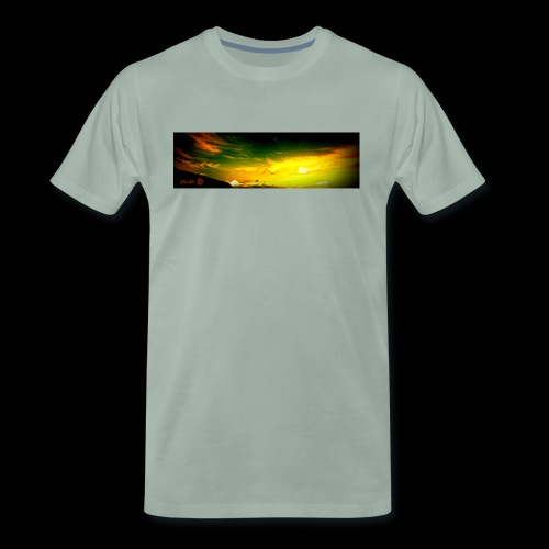 Liquid Sky - Men's Premium T-Shirt