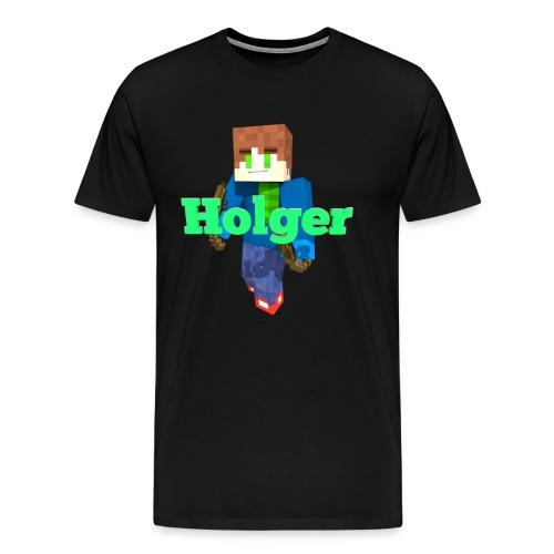 T-Shirt Holger Frauen - Männer Premium T-Shirt