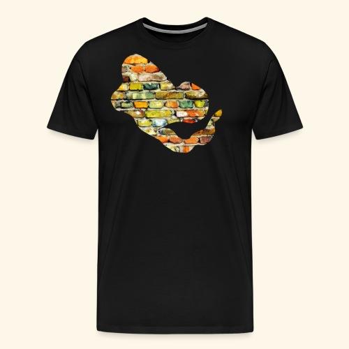 Stone T Shirt G - Männer Premium T-Shirt