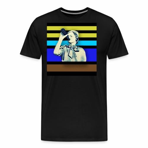 NSB Stefan 53 - Männer Premium T-Shirt