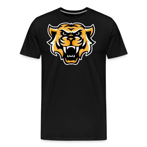 Maskot - Premium T-skjorte for menn