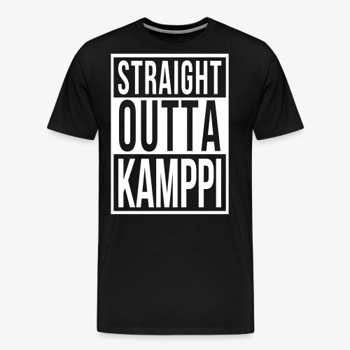 Straight Outta Kamppi - Men's Premium T-Shirt