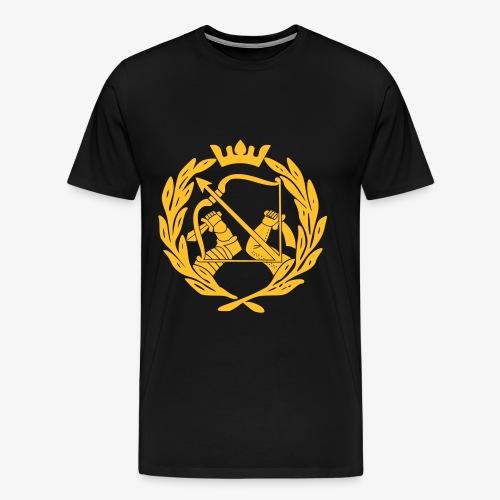 sko_logo - Miesten premium t-paita