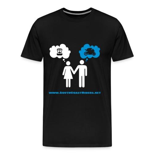 PRIORITIES - Men's Premium T-Shirt