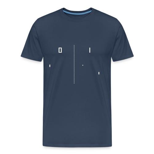 Pong - Men's Premium T-Shirt