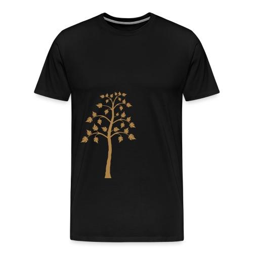 Baum 4 - Männer Premium T-Shirt