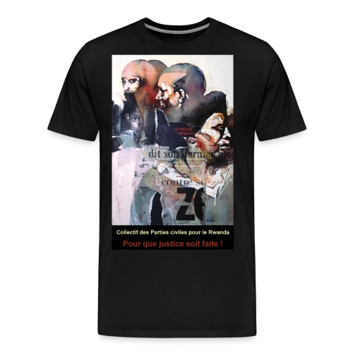 Collectif des Parties Civiles - T-shirt Premium Homme