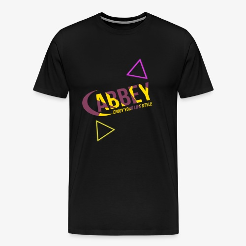 Abbey - T-shirt Premium Homme