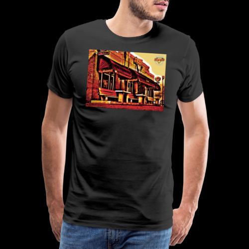 Hofstraat 3 Enschede - Mannen Premium T-shirt