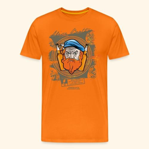 Malthead Whisky T Shirt - Männer Premium T-Shirt