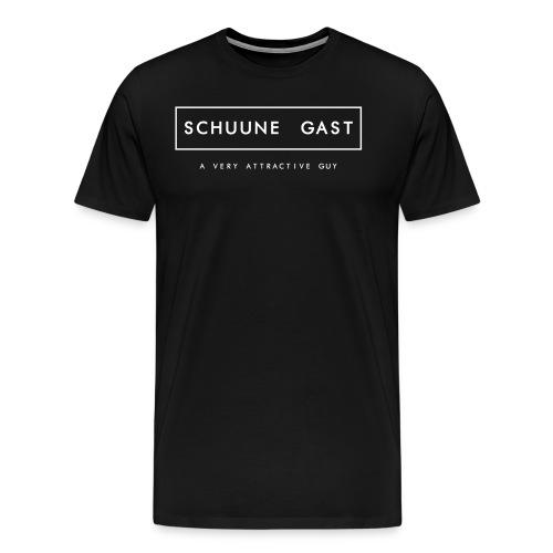 GAST - Mannen Premium T-shirt