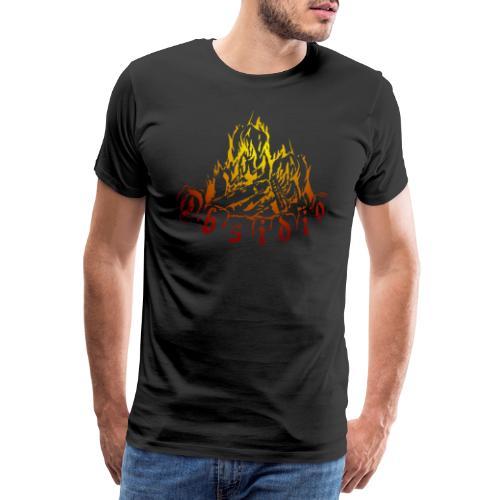 Obsidio Feuer - Männer Premium T-Shirt