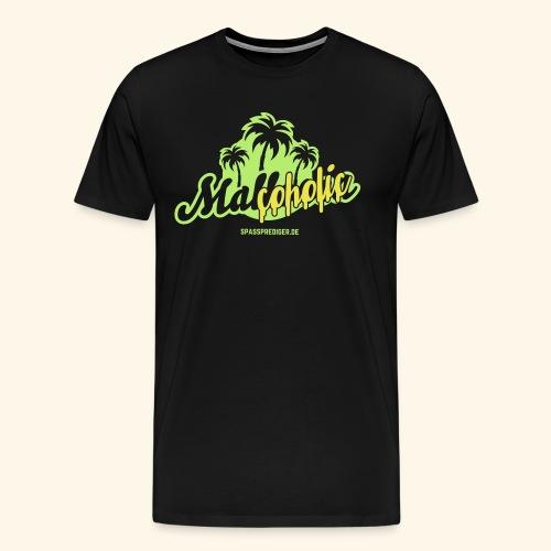 Malcoholic - Männer Premium T-Shirt