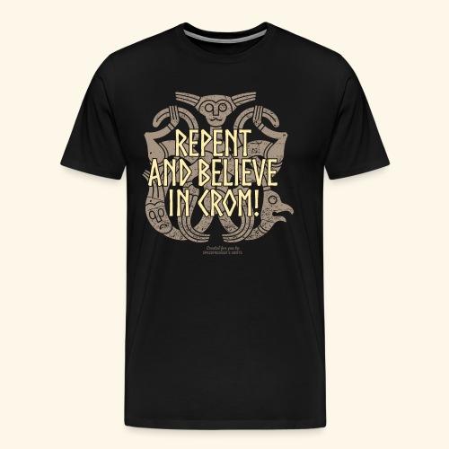 Crom T Shirt - Männer Premium T-Shirt