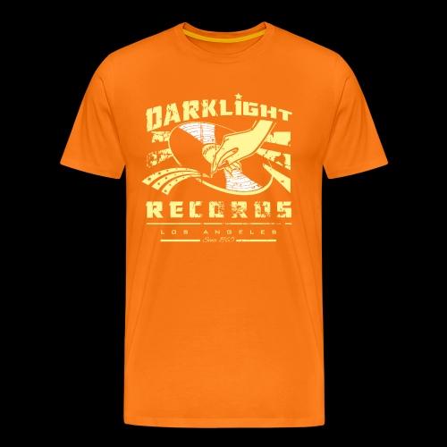 Darklight Records - Männer Premium T-Shirt