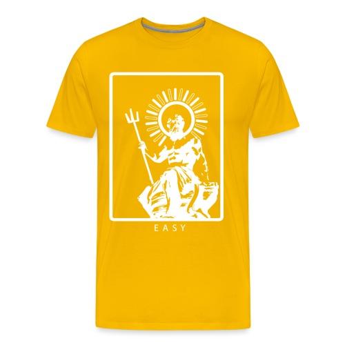 POSEIDONE - Maglietta Premium da uomo