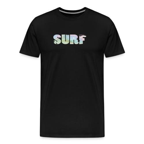 Surf summer beach T-shirt - Men's Premium T-Shirt