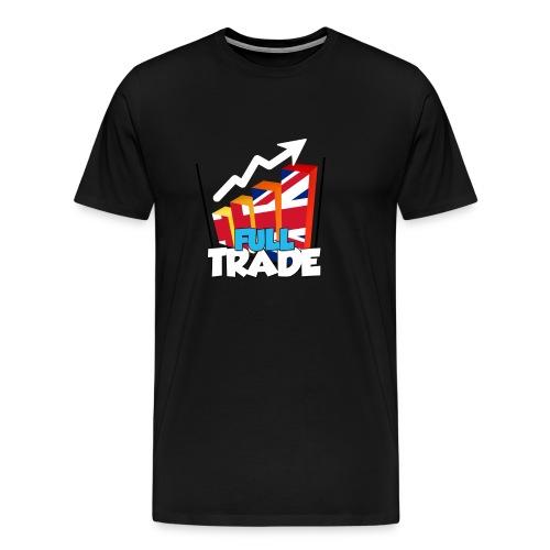 FULL TRADE png - Men's Premium T-Shirt