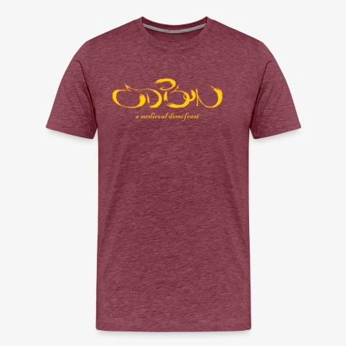Edison 2018: A Medieval Demofeast T-SHIRTS & TOPS - Premium-T-shirt herr