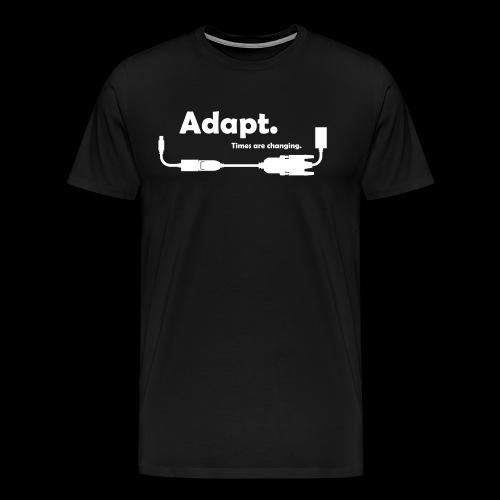 Adapt - Men's Premium T-Shirt