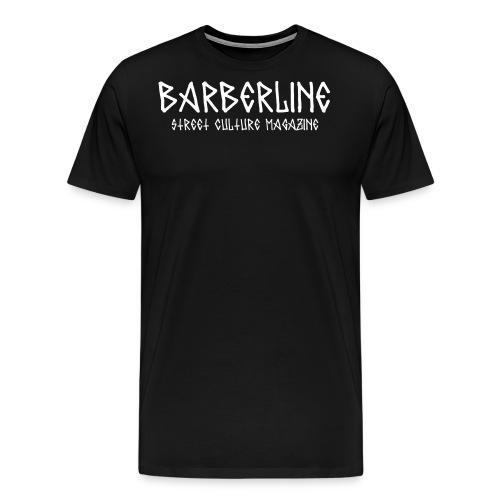 BarberlineMagazine - T-shirt Premium Homme