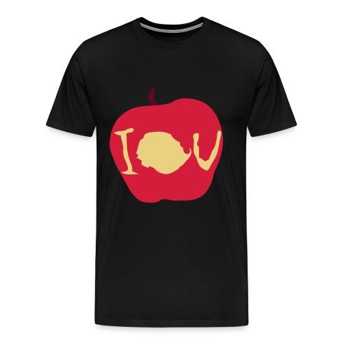 IOU (Sherlock) - Men's Premium T-Shirt