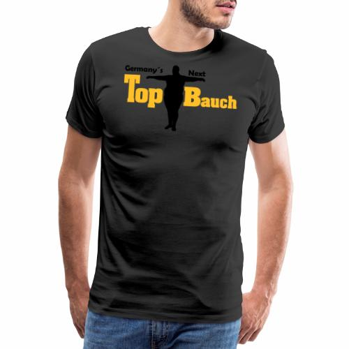 Germany next top bauch - Männer Premium T-Shirt