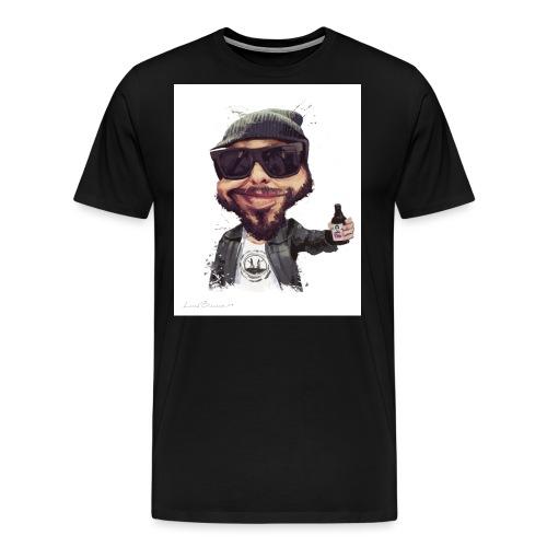 miche png png - T-shirt Premium Homme