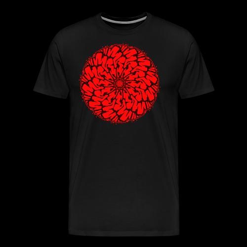MRC Mandala - Männer Premium T-Shirt
