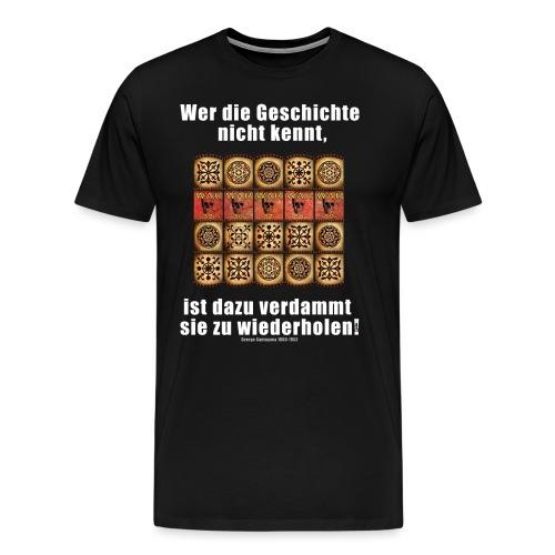 71_Geschichte_Lernen - Männer Premium T-Shirt