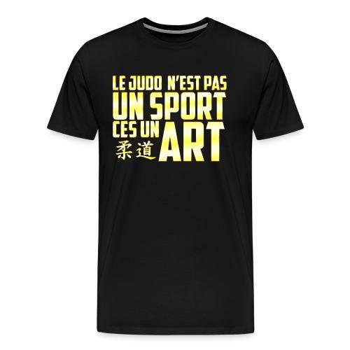 Le T-Shirt du Judoka ! - T-shirt Premium Homme