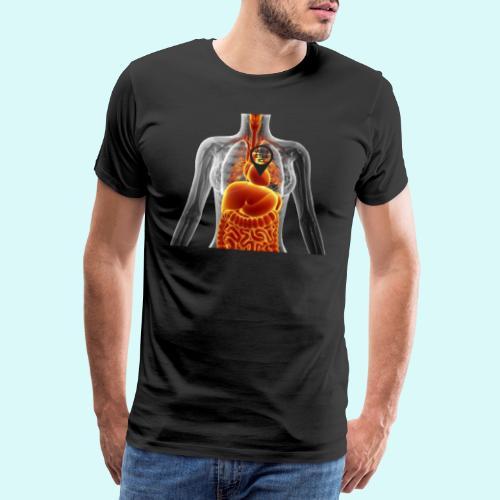 voues etes ici - T-shirt Premium Homme