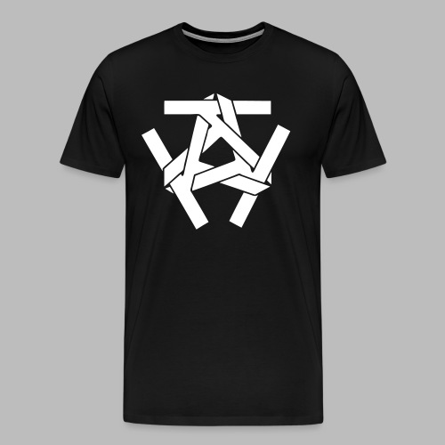KKK-Logo-vektor - Männer Premium T-Shirt
